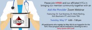 Webinar: Ask the Provider